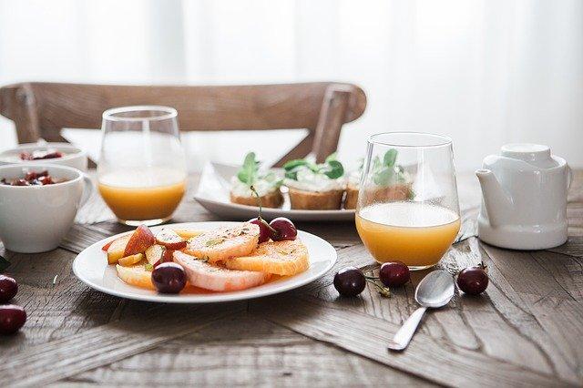 Stop skipping breakfast